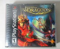 The Legend of Dragoon (PlayStation 1, 2000)