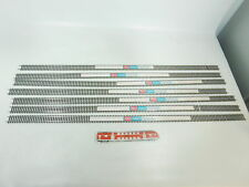 bk467-3 #6x Peco H0 / DC SL.100x Flexible Vía / Flex Rieles (91,5 cm ), NUEVO