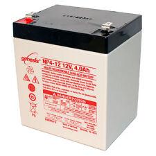Enersys 12V 4AH SLA Battery for Casil Ca1240 Alarm Control 2 Year Warranty Fresh