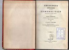 theologia moralis patris admundi voit -  2 tomi in unicovolume