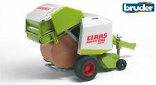 Farm Toy Claas Rollant 250 straw baler - Bruder 02121 NEW
