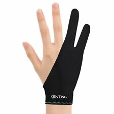 Two-Finger Glove for Graphics Drawing Tablet Light Box Tracing Light Pad 1Pc