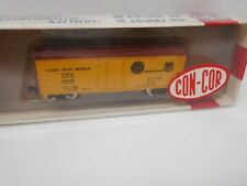 Con-Cor 1051-B Union Pacific/Southern Pacific 1950 40' Steel Reefer Car N Scale