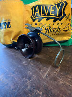 "Vintage Alvey 365 A1 Side Cast 3 5/8"" Bakelite Fishing Reel"