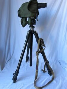 ICT Tripod Carry Sling Spotting Scope Camera Rifle Rest Manfrotto Leupold LBT