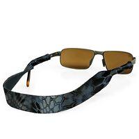Croakies Original Kryptek Neptune XL Adjustable Secure Fit Eyewear Retainer