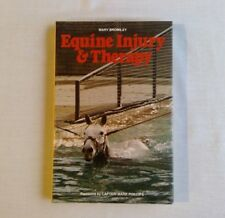 EQUINE INJURY and THERAPY by Mary W. Bromiley Hardback
