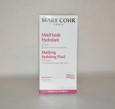 Mary Cohr Matifying Hydrating Fluid 50ml/1.7oz. New in box