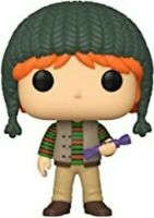 FUNKO POP! HARRY POTTER: Holiday- Ron Weasley [New Toy] Vinyl Figure