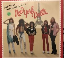 New York Dolls From Paris With Love New Lp