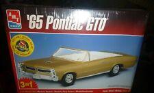 AMT 8201 1965 GTO Pontiac 3n1 KIT Model Car Mountain 1/25 FS