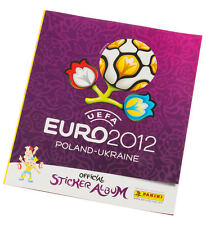 Panini EM/EURO 2012 Internationale Version - Sticker aussuchen