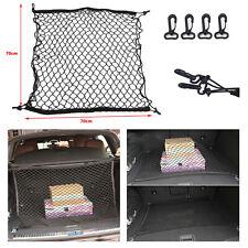 Auto Universal Kofferraumnetz Gepäcknetz Organizer Trennnetz Anhängernetz 70x70