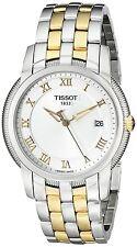 Tissot Ballade III 2 Tone Stainless Steel Men's Watch T031.410.22.033.00