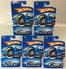 Lot of 5 - Asst. Hot Wheels Collectible Cars - Ford Shelby GR-1 Collection