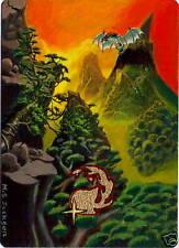 Montagne Altérée - Altered Mountain - Michael Jackson -  Magic mtg