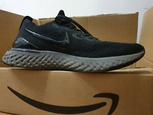 Nike Sneaker Epic React Flyknit 2 Herren schwarz/grau Größe 42.5 ⁸