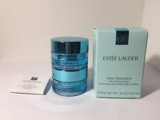 New Boxed Estee Lauder New Dimension Firm+Fill Eye System total .34oz/10ml