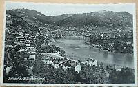 41393 Ak Böhmen (Bohême) Salesel Elbe Territoire des Sudètes W.Walter Gastwirt