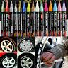 New Waterproof Metal Permanent Paint Marker Pen For Car Tyre Tire Tread Rubber
