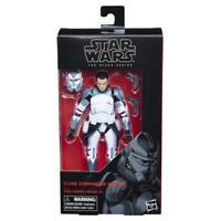 "PREORDER Star Wars Black Series Clone Commander Wolffe 6"" Figure Jan Shipping"