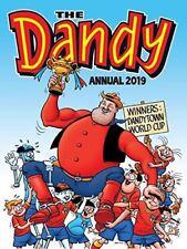 The Dandy Annual 2019 Official 9781845356804 Desperate Dan