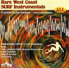 Various Artists - Rare West Coast Surf Instrumentals / Various [New CD] UK - Imp