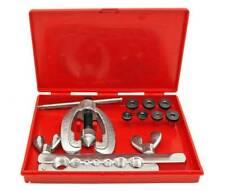 Brake & Air Line Doublv Flaring Tool 10pc Kit Water Gas Line Automotivr Plumbing