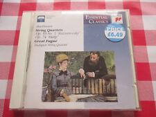 BEETHOVEN STRING QUARTETS BUDAPEST STRING QUARTET 1991 SONY CLASSICAL CD ALBUM