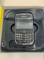 Black BlackBerry Curve 9330 Smartphone Phone in Original Box + Extras!