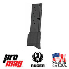 ProMag Extended 10 Rd 9mm Steel Clip Magazine RUG17 for Ruger EC9 EC9S LC9 LC9S