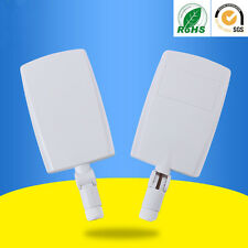 Genuine HJ 2.4GHz 8dBi WiFi Panel Directional Antenna With RP-SMA  Connector