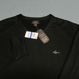 GREG NORMAN POLY  WATER REPELLENT GOLF PULLOVER--XL--SHARK--UNWORN!-NEW!TAGS!!