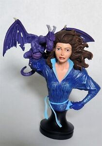 D325 Kitty Pryde Bust Marvel Universe L/E #446 of 3000 (2005)