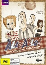 "'Allo 'Allo! Complete series seasons 1+2+3+4+5+6+7+8+9 DVD Box Set R4 ""on Sale"""