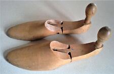 Beautiful Vintage Retro Industrial Cobbler Decor Wood Shoe Stretcher Forms 73