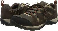 Columbia Men's Redmond V2 Waterproof Hiking Shoe, Breathable, Brown, Size 11.0 f