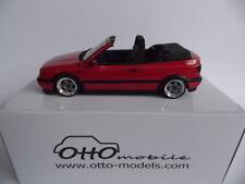 1 18 VW Golf 3 Cabrio Tuning OVP Selten Rar Limitiert rot Youngtimer Kult