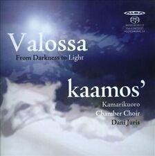 Kaamos Chamber Choir VALOSSA, New Music