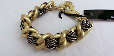 MIMCO Jewellery- Memory Ribbon Wrist/ Bracelet BNWT- Misty Gold- rrp$99.95