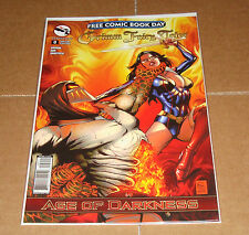 2014 FCBD Grimm Fairy Tales #0 Special Edition 1st Print Free Comic Book Day