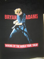 Vintage Concert T-Shirt BRYAN ADAMS 92 NEVER WORN NEVER  WASHED