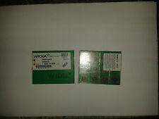 10 x Widia snma120412 tn5015 (snma433)
