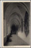 Paderborn Nordrhein-Westfalen Postkarte ~1920/30 Kreuzgang im Dom ungelaufen