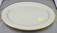 "Lenox Eternal Oval Serving Platter 16"" Inch Dimension Collection"