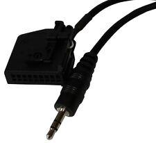 Adaptador cable AUX con jack 3.5mm para autoradio de Seat Altea Leon Toledo