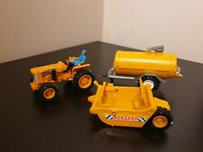 Farm Tractor And Trailors New Ray - Majorette Farm Motors
