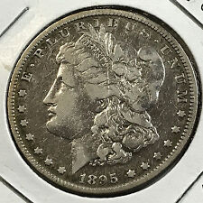 1895-O MORGAN SILVER DOLLAR BETTER GRADE VERY SCARCE COIN