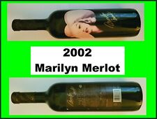 2002 MARILYN MONROE MERLOT Red Wine SEALED Collectible Celebrity MINT  *********