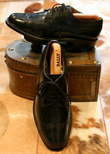 Vintage Cheaney ' Lincoln II' Black Brogues - 9.5